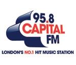 Lash Extensions for London's Capital FM