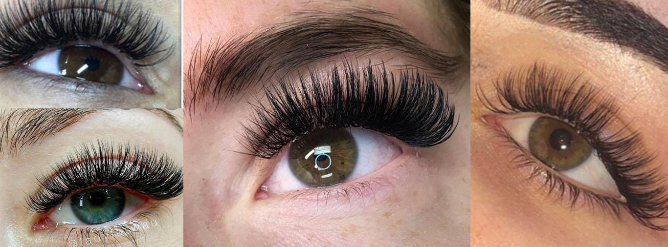 London eyelash technician